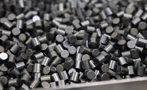 Nuclear Fuel Pellets.  (Credit: Nuclear Energy)