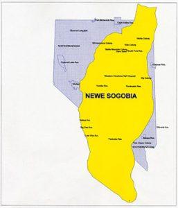 Shoshone Newe Sogobia Ancestral Lands. (Credit: Nevada Magazine)