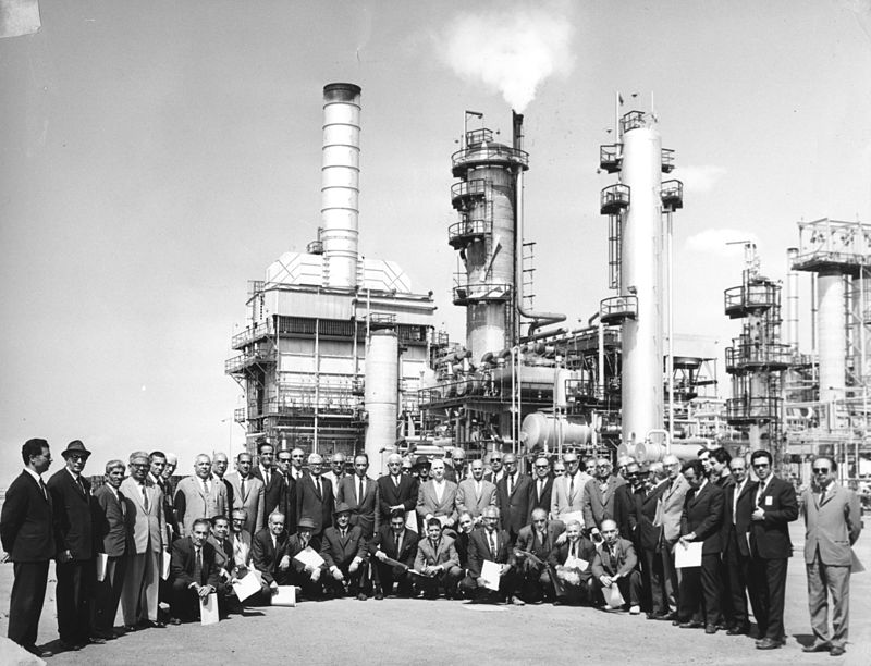 The Anglo-Iranian Oil Company. (Public Domain)