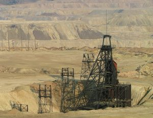 Tragedy Would Strike Twice in Butte's Granite Mountain Mine (Credit: Larry Myhre)