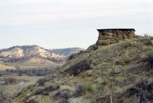 The Northern Cheyenne Tribe were able to Save Otter Creek from further Resource Extraction. (Credit: Billings Gazette)