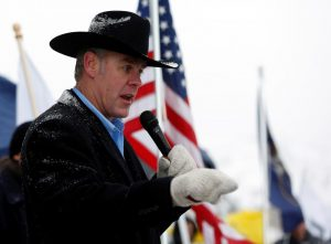 Interior Secretary Ryan Zinke will have to fight through Montanans to sell off their public lands. (Credit: News Week).