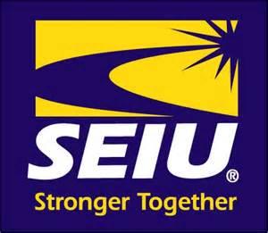 SEIU Logo (Credit: NetRightDaily).