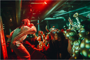 Princess Nokia at XOYO. credit: Laurie Baker