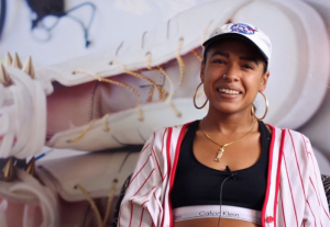 Princess Nokia interview. credit: Snobette