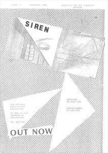 Siren first issues