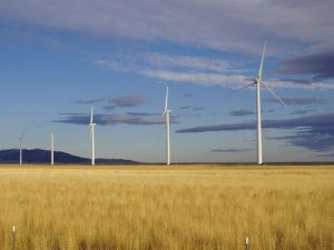 Montana is home to massive Wind Energy Potential. (Credit: Upper Great Plains Wind Energy)