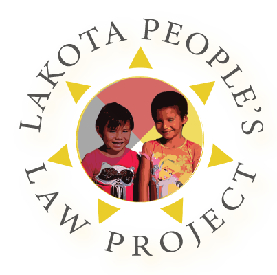 Click this link to donate to Lakota People's Law Project!!!!