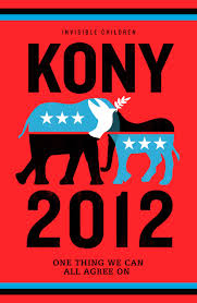An image from the Kony 2012 Campaign by Invisible Children