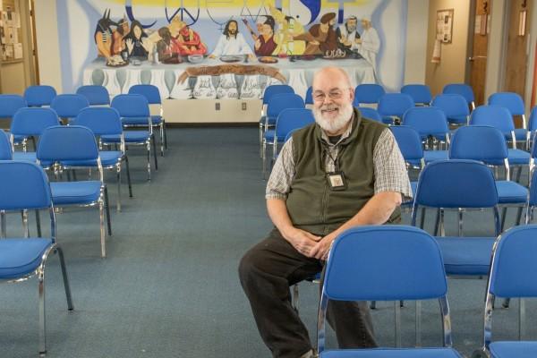 Chaplain Greg Garringer