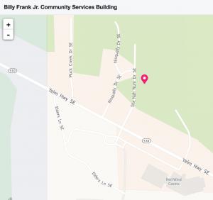 Billy Frank Jr. Community Center