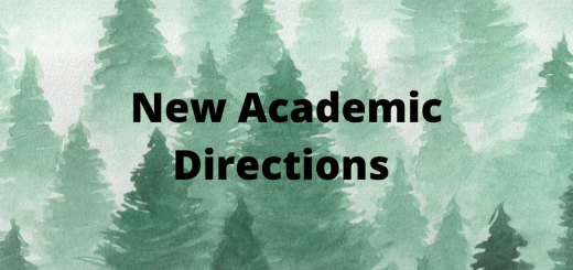 New Academic Directors