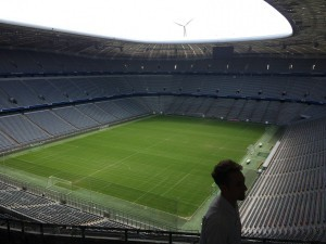 All About Allianz Arena