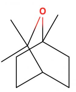 Eucalyptol  C10H18O