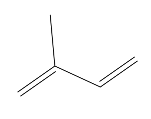 Isoprene Unit - C5H8